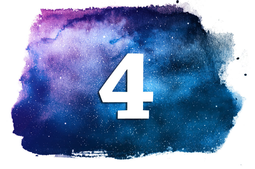 Numerology Number 4