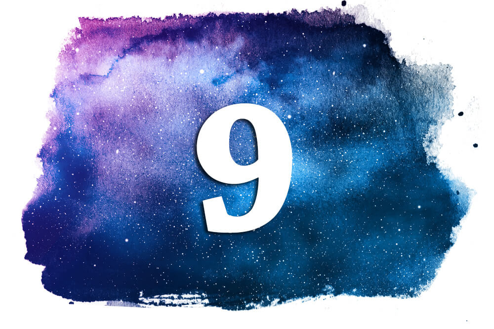 Numerology Number 9