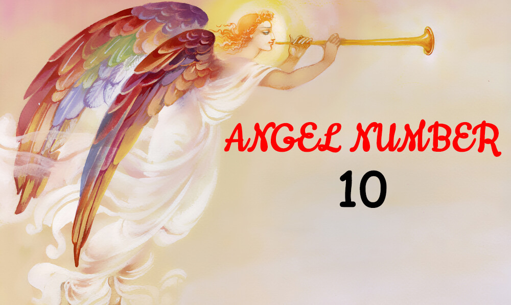angel number 10