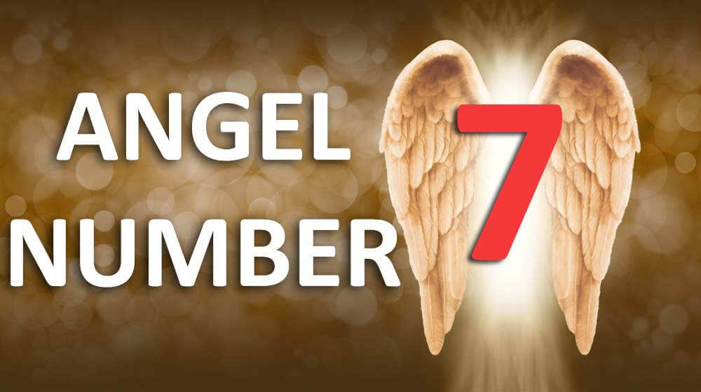 angel number 7