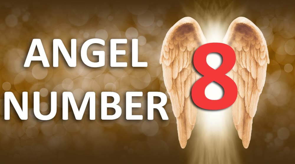 angel number 8