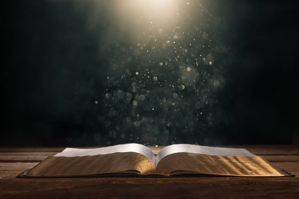 777 angel number bible