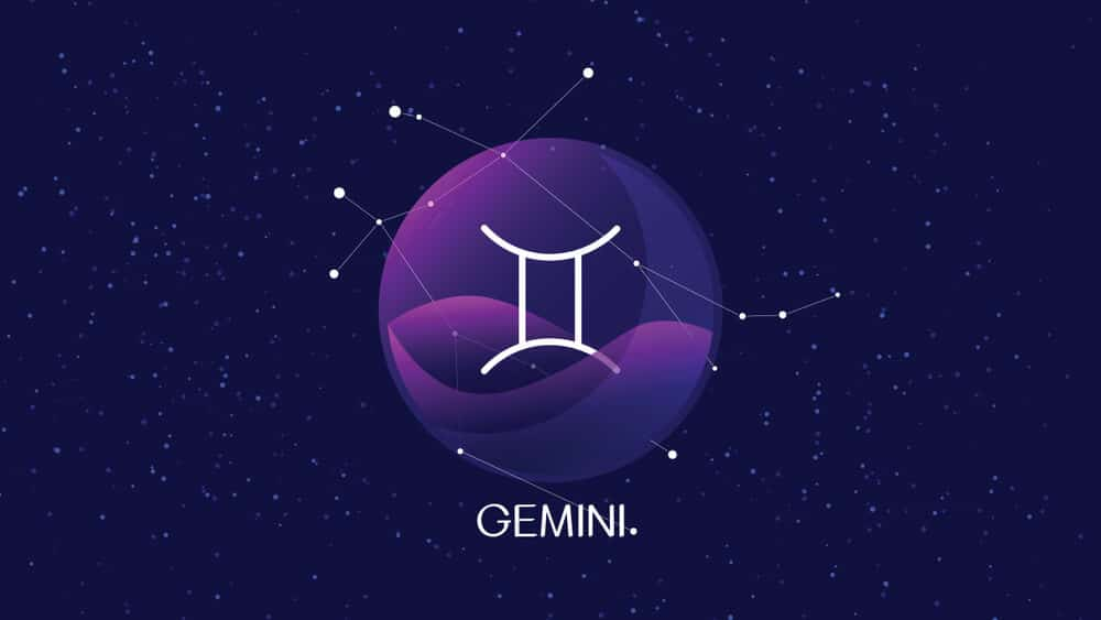 gemini man sign