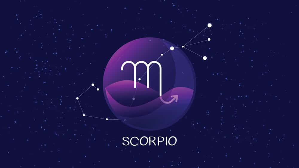 scorpio man zodiac sign